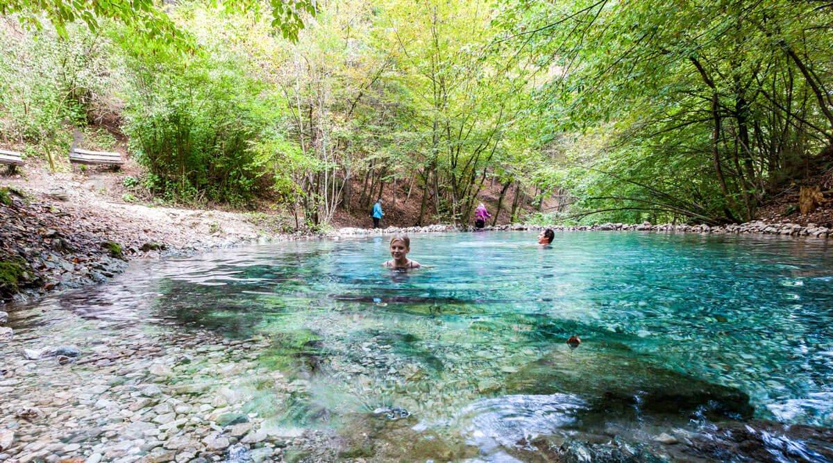 Badespaß im Seenland - Urlaub Kärnten