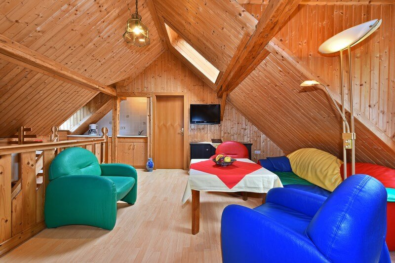 Apartment in Kärnten für Familien mit Kindern Nähe Skipiste & Ossiacher See
