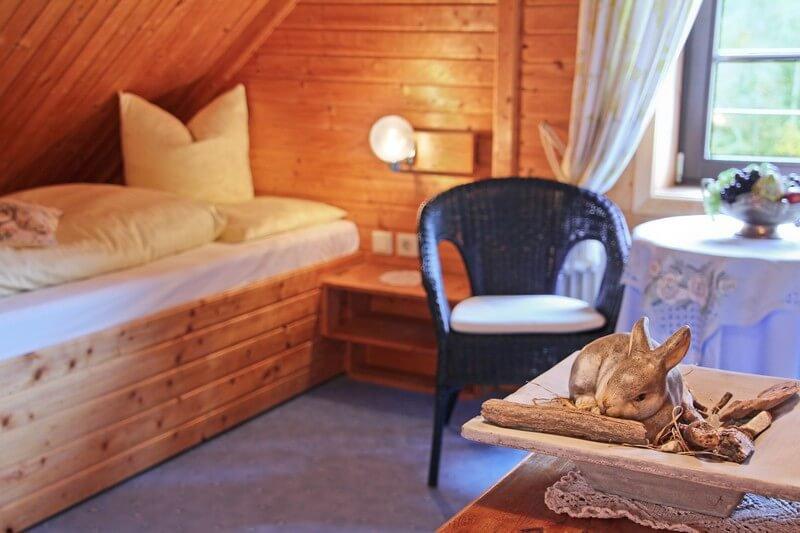 Apartment für Reiturlaub in Kärnten am Bauernhof Nähe Ossiacher See