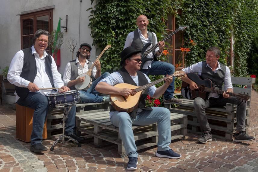 Band Humus am Pilsachhof