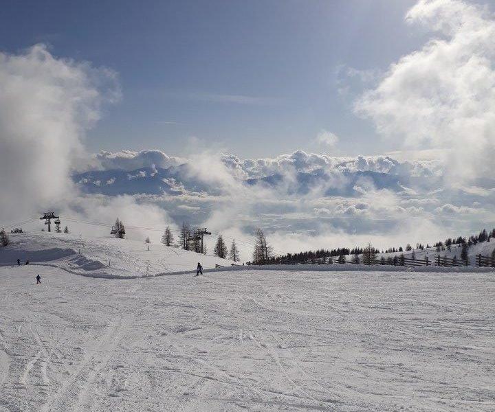 Schiurlaub in Kärnten - Unterkunft Nähe Skipiste Gerlitzen Alpe