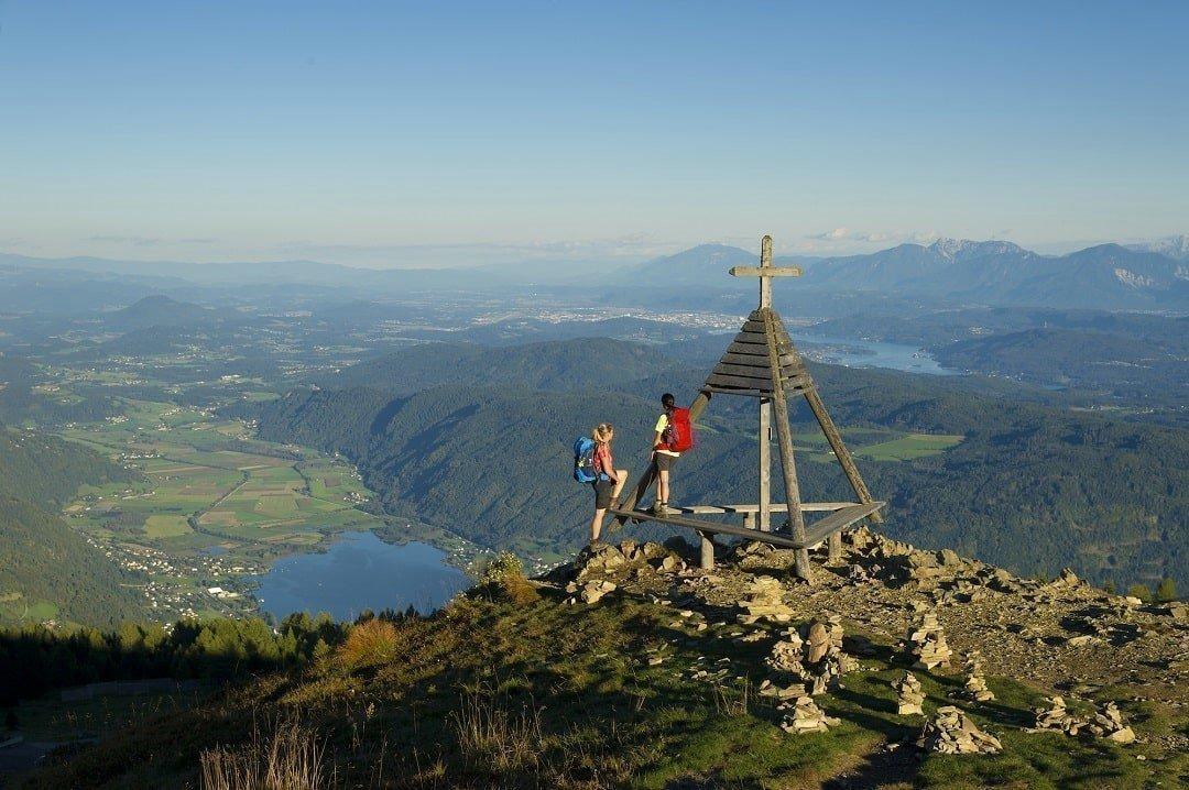 Wanderurlaub: Rund um die Gerlitzen Alpe & Arriach