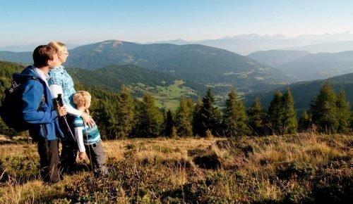Wandern & Mountainbiken