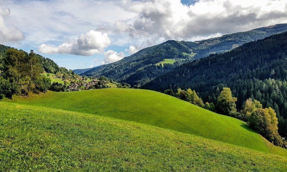 Wanderregion Gerlitzen Alpe bei Arriach in Urlaubsregion Villach am Ossiacher See in Kärnten