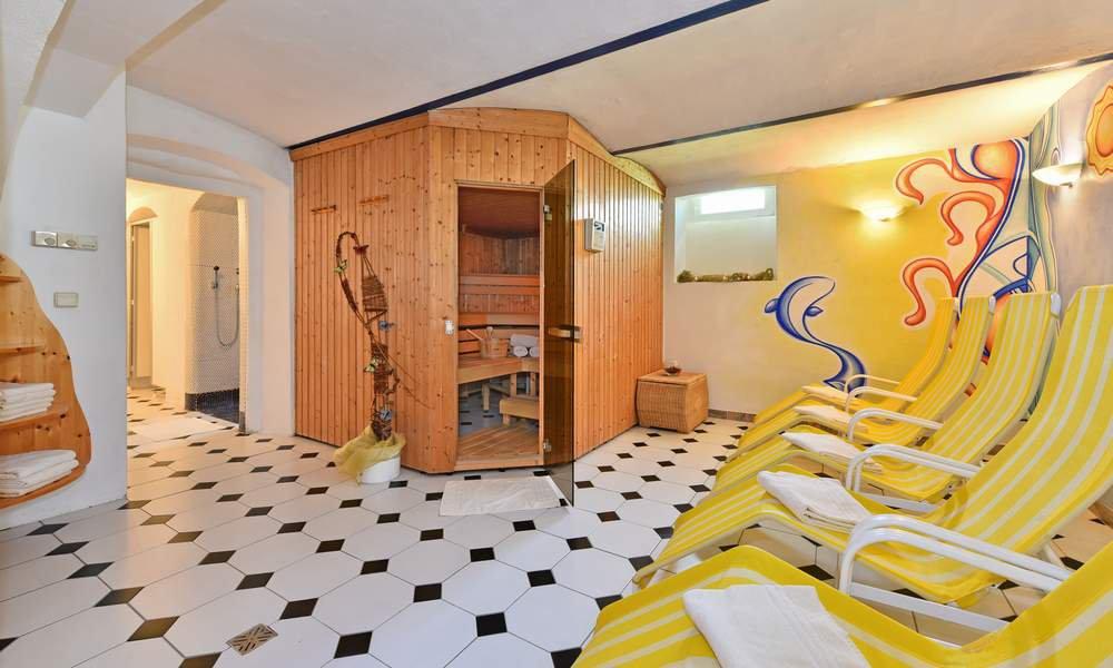 Wellness Kärnten - Finnische Sauna