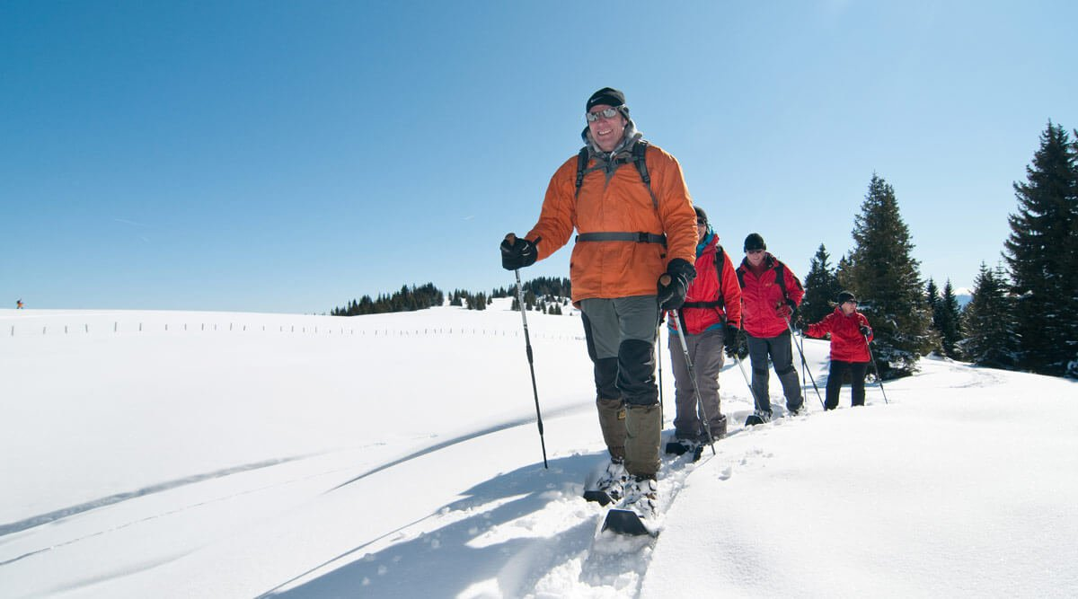 Winter & Schneeschuhwandern