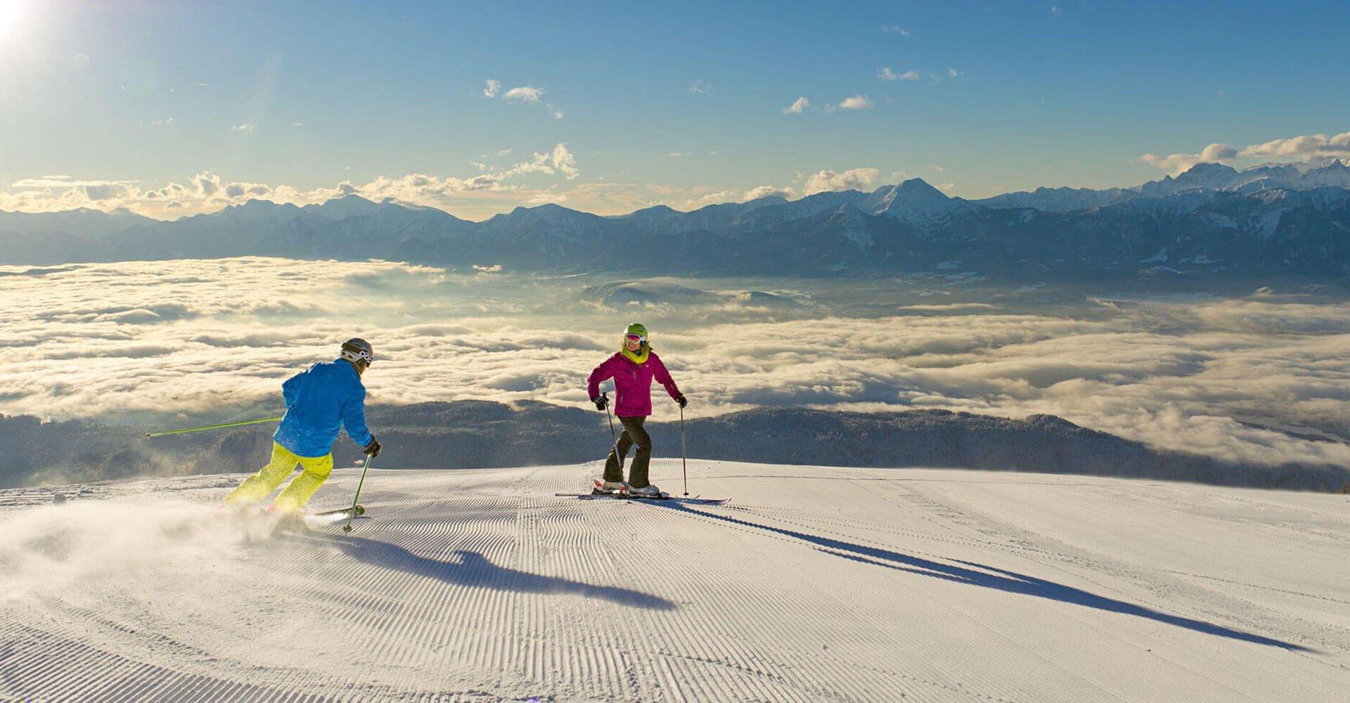 Pilsachhof - Winter fun in the heart of Carinthia
